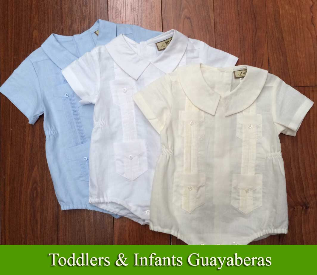 Infants Guayaberas