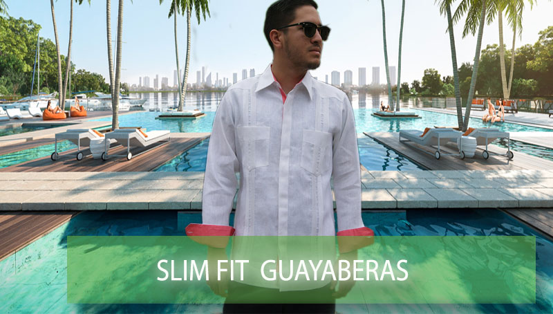 Slim Fit Linen Shirts