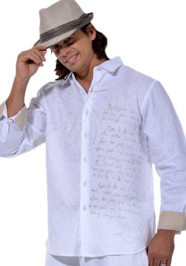 Latin Linen Shirt