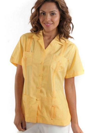 Guayabera Uniform for Ladies