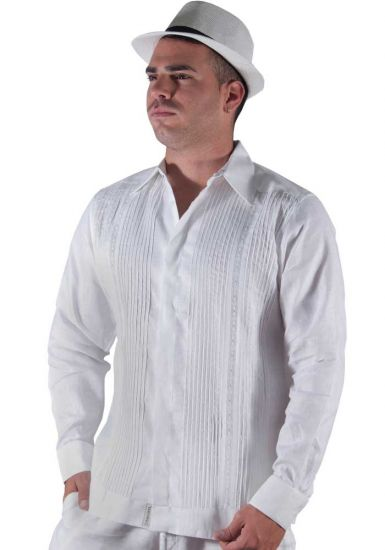 Guayabera linen formal men