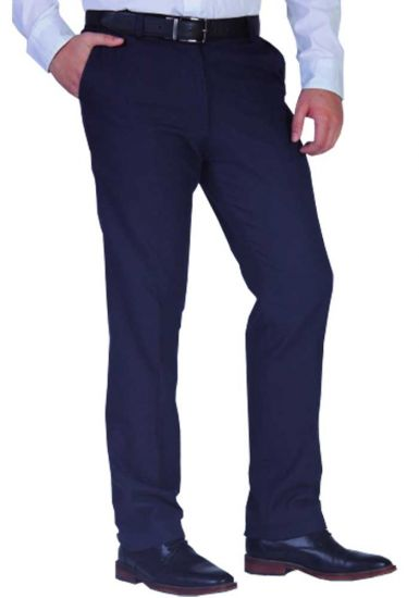 Linen Classic Pants For Men. Linen 100 %. Good Quality Linen. Navy Color.