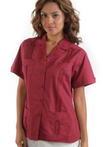 Guayaberas Poliester for Ladies