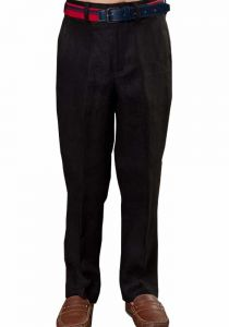 Classic Linen  Pants. Comfortable for Kids. Wedding Classic Pants for Kids. Any Age. Back Orders. Linen Premium. Black Color.
