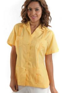 Guayabera Uniform for Ladies