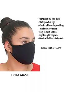 Cloth Mask - Corona Virus Protection. COVID 19 or any Virus mask. We PERSONALIZE this mask